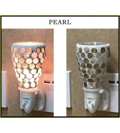 Plug-In Wax Warmer with 15 Melts